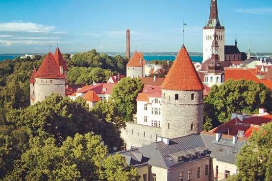 Baltikum - Bezaubernde Bernsteinküste
