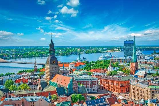 Riga - Jugenstil und Hanse