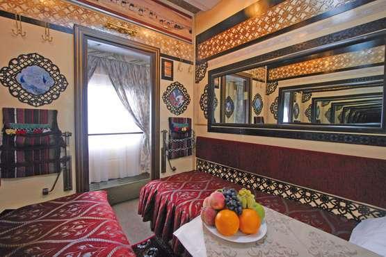 Kategorie Aladin (2-Bett-Abteile)