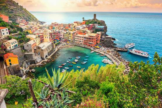 Italian lakes & Cinque Terre