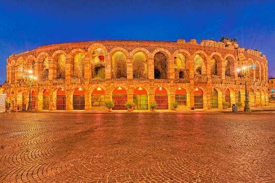 Arena di Verona - Cavalleria Rusticana - Pagliacci