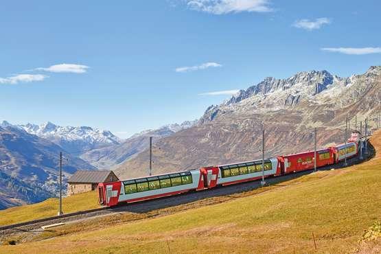 Glacier Express © Glacier Express / Stefan Schlumpf