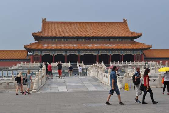 Zarengold Peking - Moskau