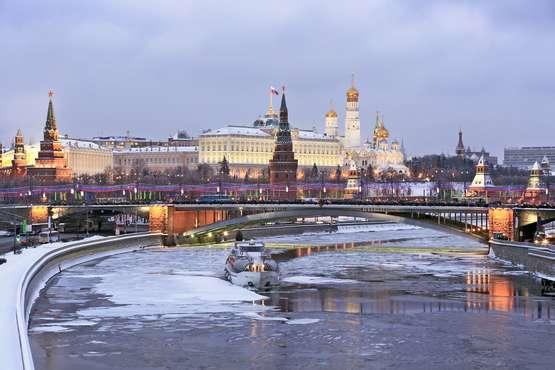 Zarengold Moskau - Vladivostok
