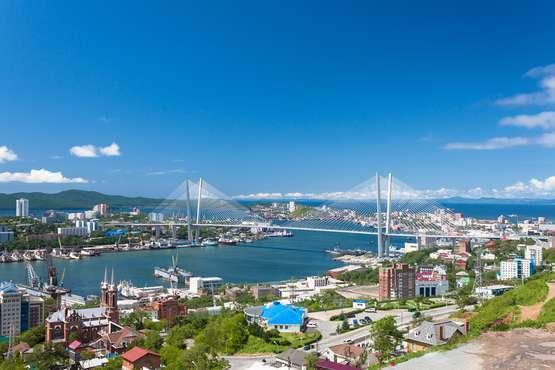 Zarengold Vladivostok - Moskau
