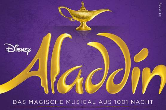 Musical - Disneys Aladdin