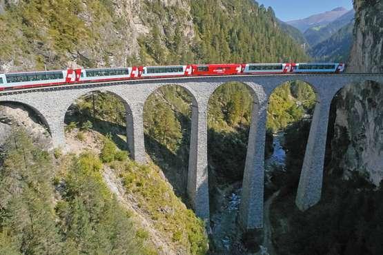 Glacier Express Zermatt - Chur
