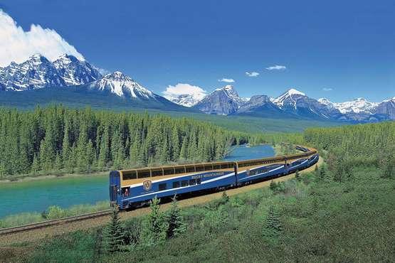 """Kanada - Erlebniszugreise """"Goldener Ahorn"""""""