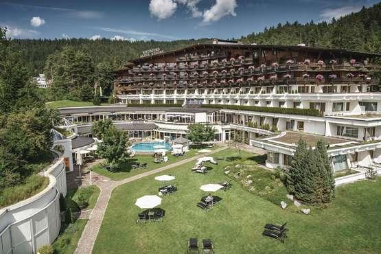 Wellness in Seefeld im schönen Tirol