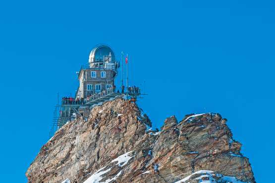 Jungfraujoch - Anschlussticket zum Jungfrau Travel Pass