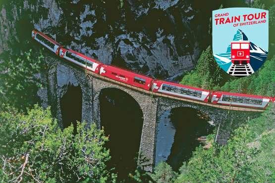 Grand Train Tour Classic mit Gotthard Panorama Express und Jungfraujoch