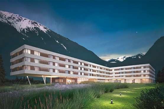 Tui Blue Montafon Hotel