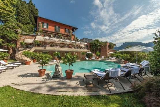 Hôtel Villa Principe Leopoldo