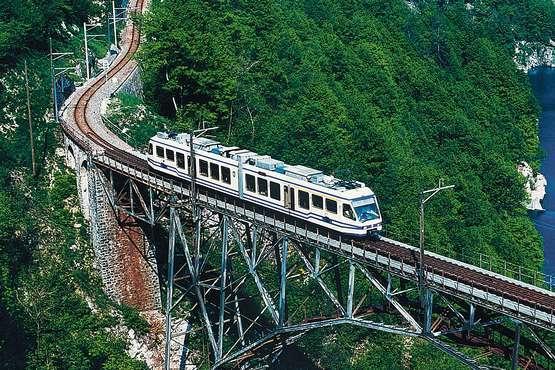 Grand Train Tour of Switzerland «Verborgene Schätze»