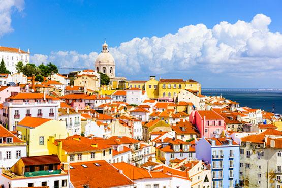 Lissabon – bunt, abwechslungsreich und mit einem Hauch von Sehnsucht und Melancholie.
