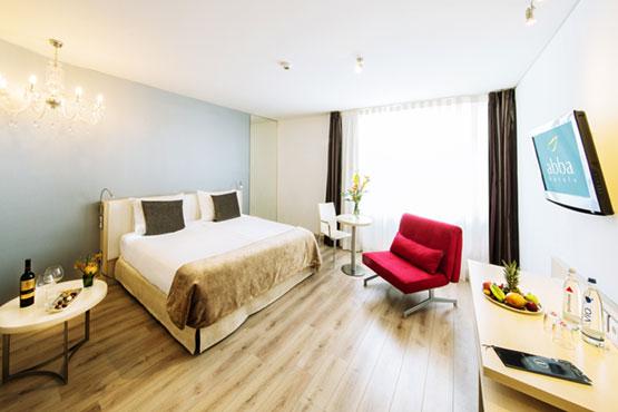 Hotel Abba <span class='stars'>4</span>