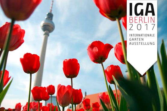 Internationale Gartenausstellung Berlin