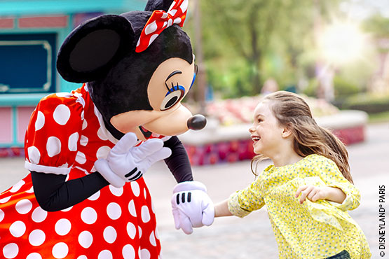 Disneyland® Paris – Frühbucher-Special