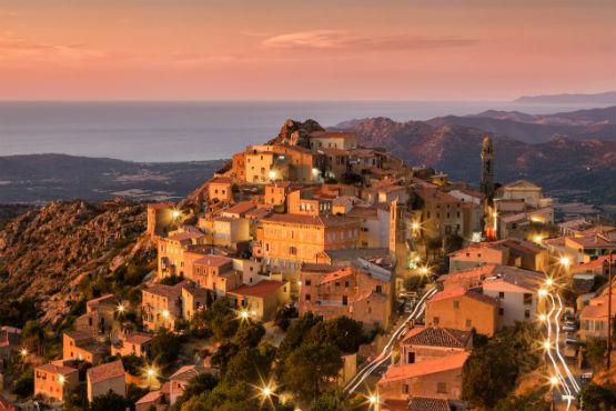Tour de Corse en voiture