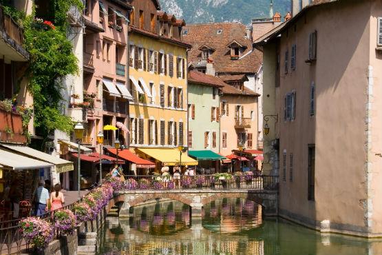 Escapade à Annecy -  La Venise des Alpes