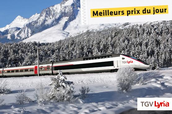 La France avec TGV Lyria