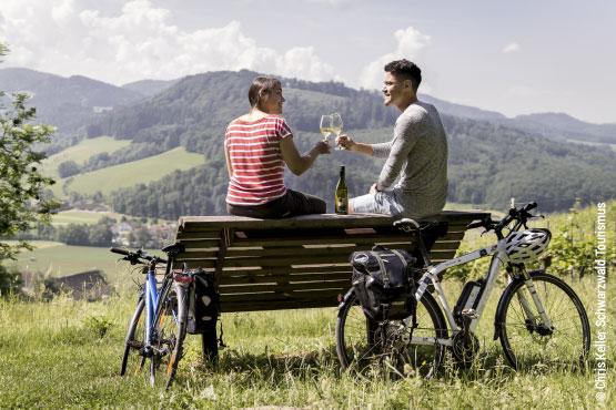 Gewinnen Sie einen Städtetrip in den Schwarzwald mit je 2 Übernachtungen in den Städten Freiburg und Karlsruhe für 2 Personen.