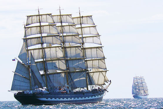 L'Armada à Rouen et la Normandie – 13 au 17 juin 2019.