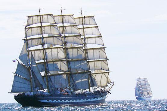 Voyage spécial accompagné – l'Armada 2019
