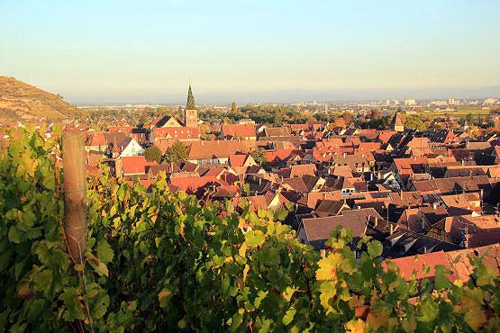 Gagnez un voyage à Colmar et Strasbourg pour deux personnes.