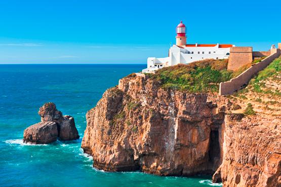 Entlang der Atlantikküste an die Algarve.
