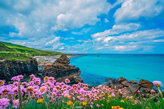 Die schönste und abwechslungsreichste Küste Englands!