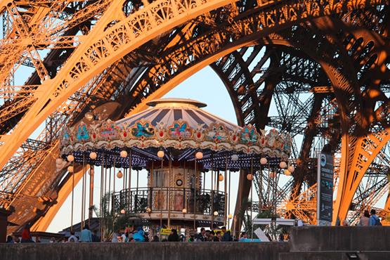 Paris Sommer City – Tipps und Events