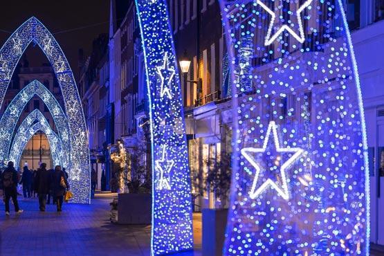 Christmas Shopping Reisen