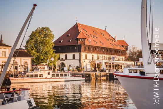 Veloreise Sternfahrt Bodensee