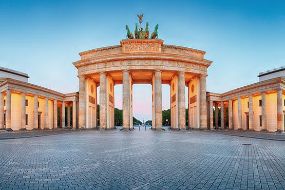 Berlin – eine Stadt ständig in Bewegung