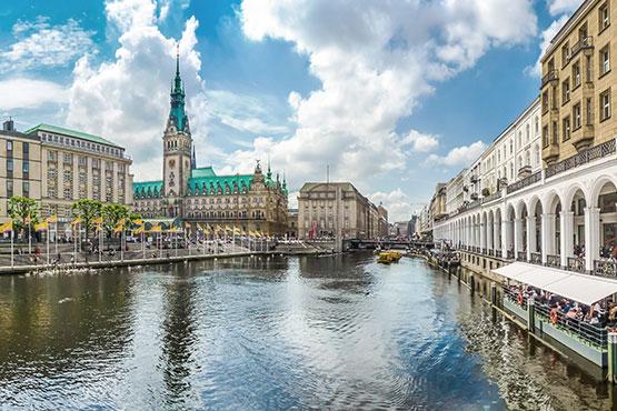 Hamburg – herrlich nordisch mit maritimem Flair