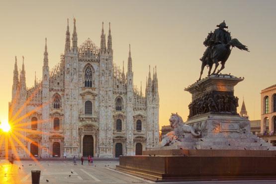 Planen Sie eine Gruppenreise nach Mailand?