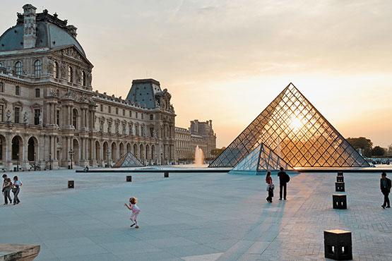 Gruppenreise Paris