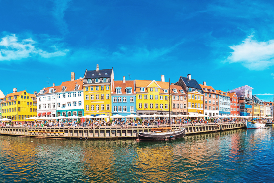 Gruppenreise Kopenhagen