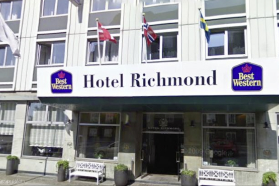 Richmond Hotel  <span class='stars'>3</span>